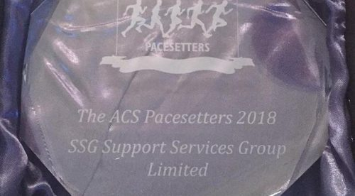 SSG ACS Pacesetters Award