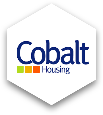 cobalt housing logo