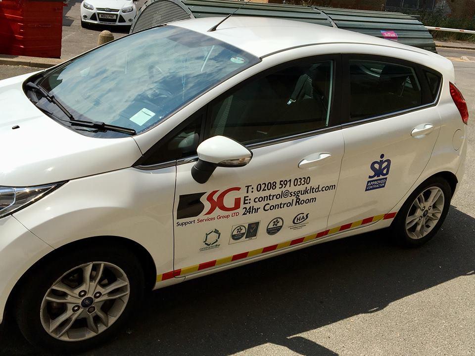 SSG mobile unit