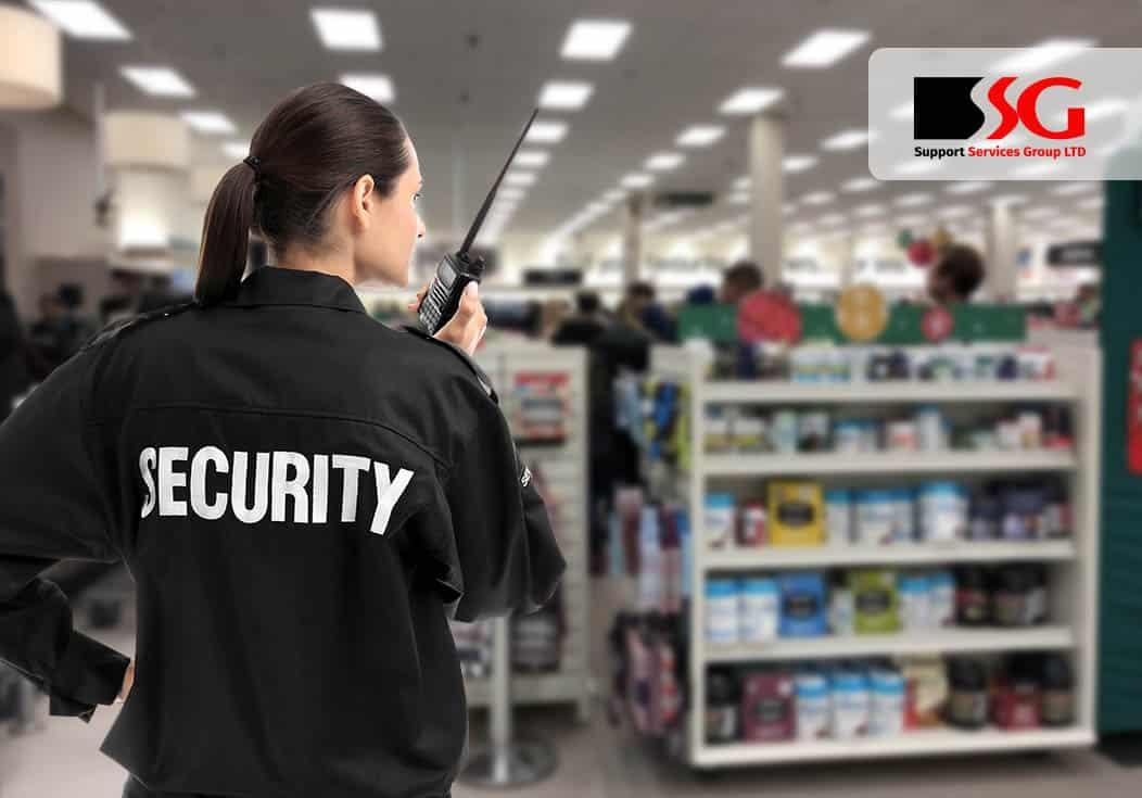 ssg retail security