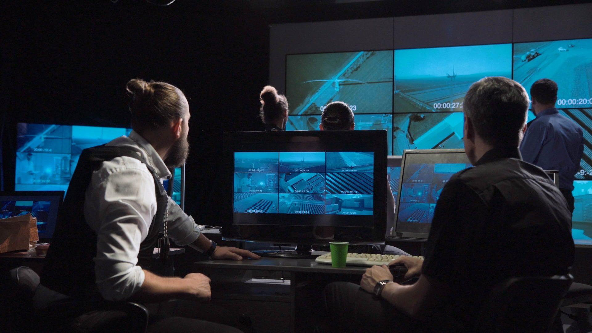 ssg control room