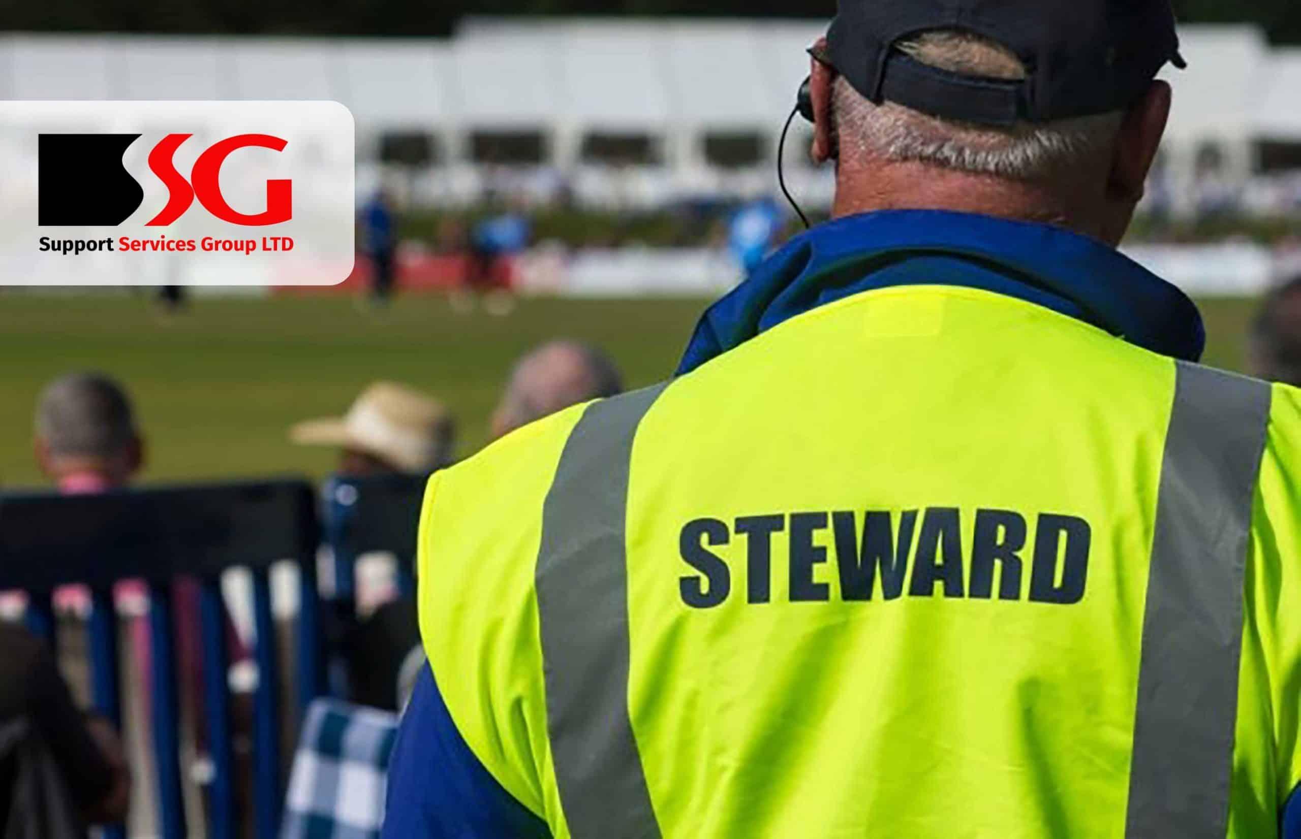 SSG Stewarding services